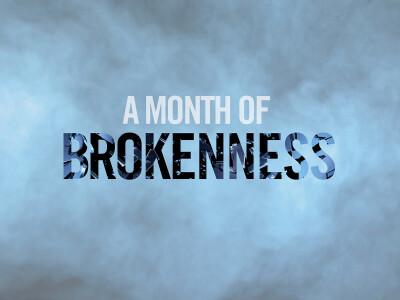Broken Over Sin